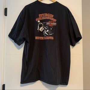 Harley-Davidson | Graphic Tee Shirt